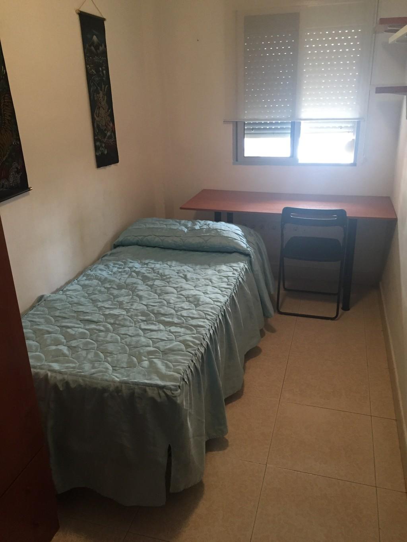 Estupendas habitaci nes en piso c ntrico en sevilla for Habitaciones cuadruples en sevilla