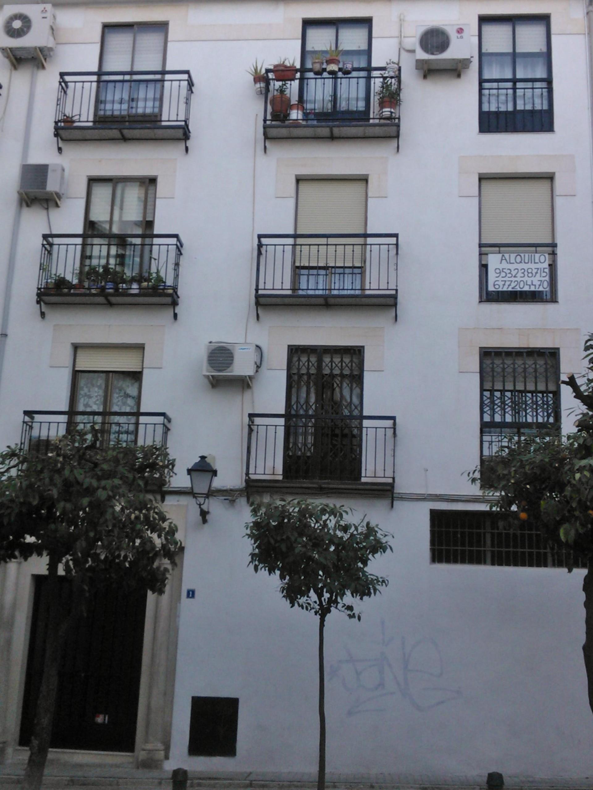 Piso en centro de jaen bien comunicado alquiler for Alquiler de pisos en jaen