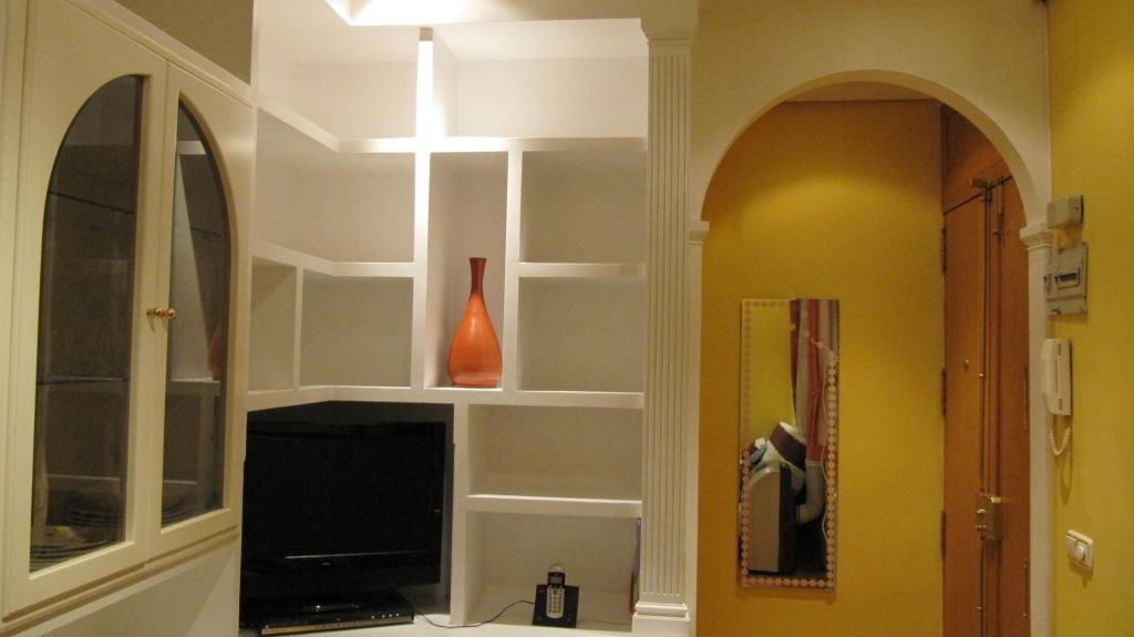 Piso de dos habitaciones para alquilar en el centro de for Piso 2 habitaciones madrid