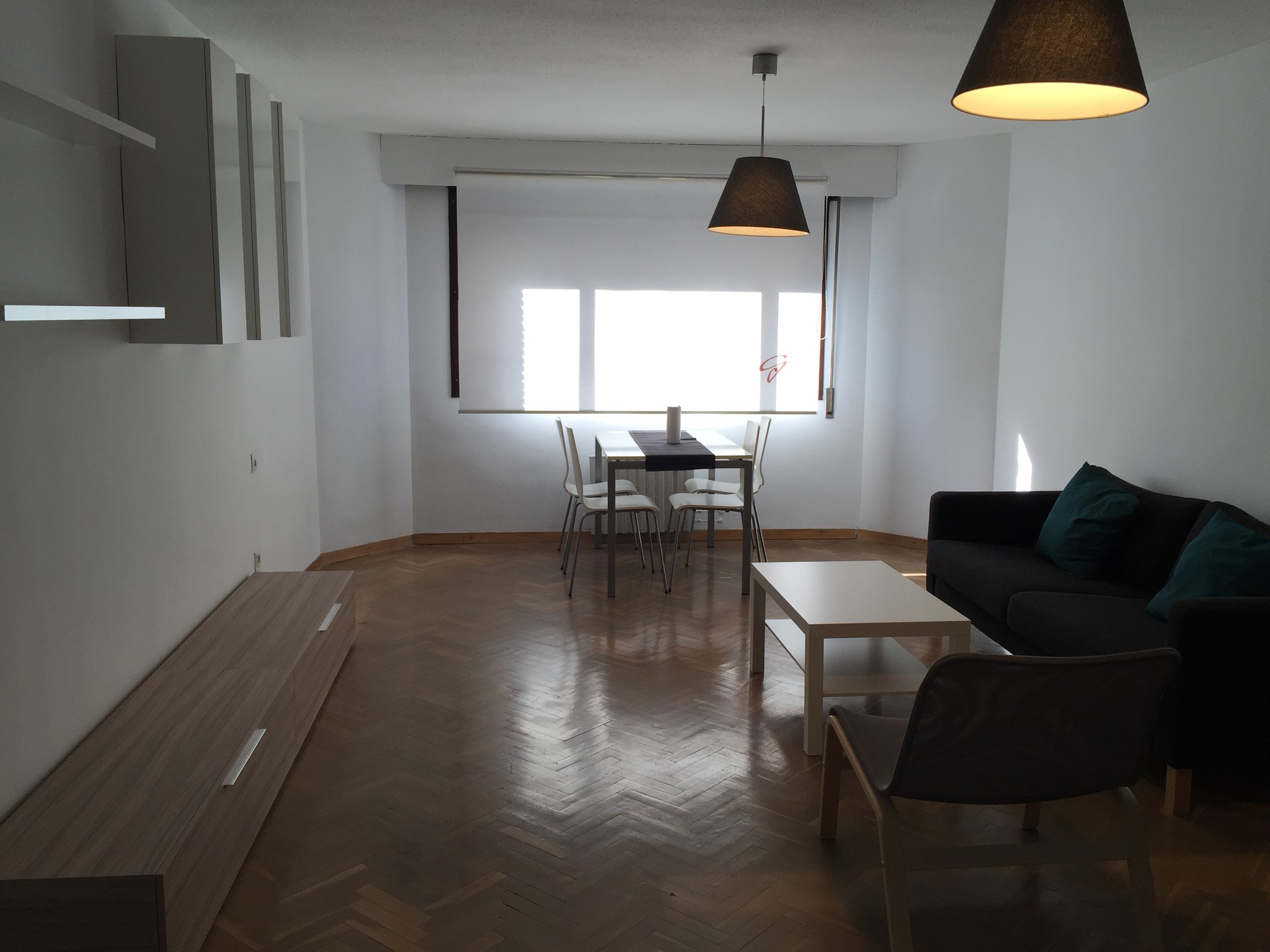 Piso lujo centro center flat alquiler habitaciones zaragoza - Pisos alquiler zaragoza centro ...