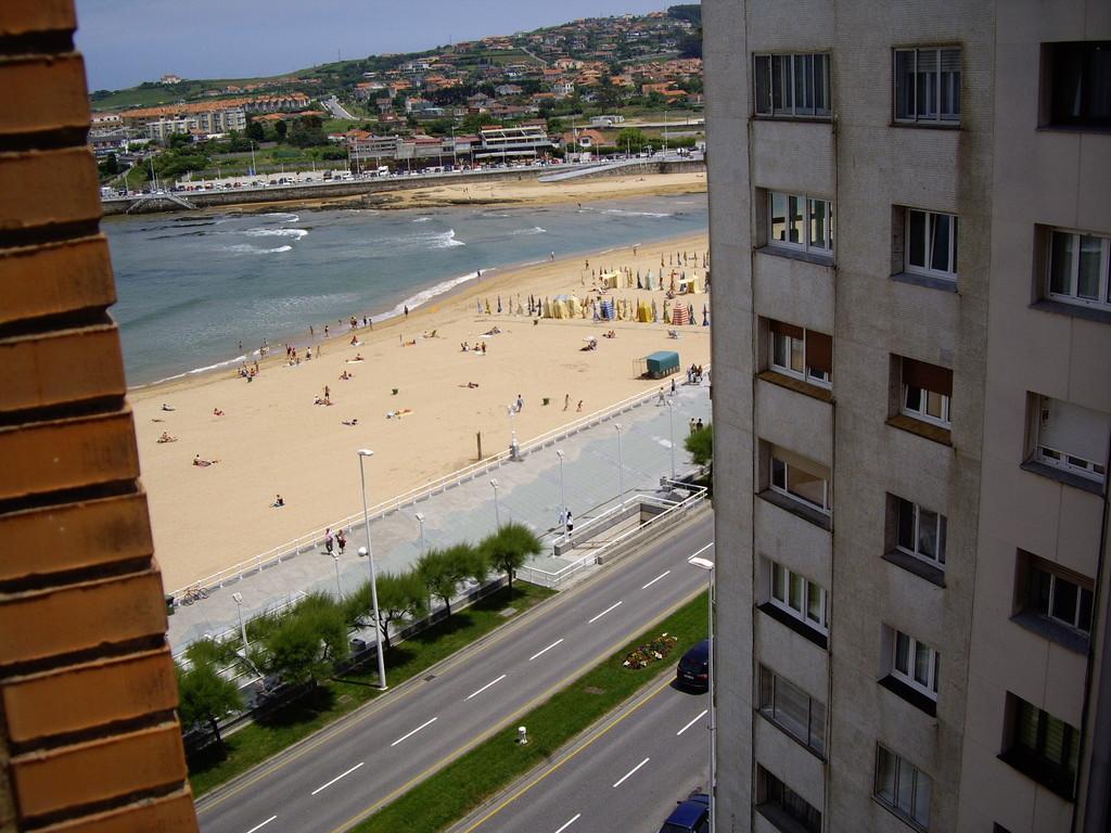 piso en la playa de san lorenzo gijon alquiler pisos gij n