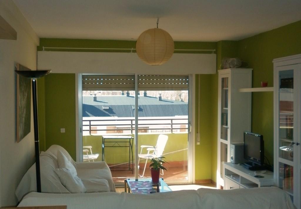 piso muy soleado y amplio en zona norte de madrid