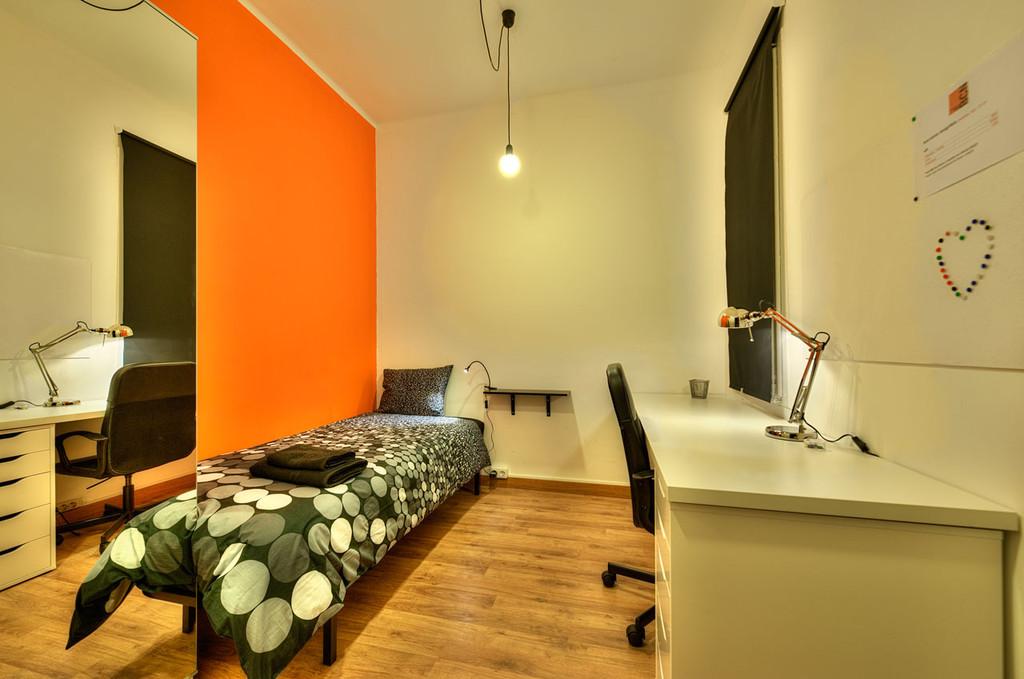 Bonita habitaci n en piso universitario para estudiantes for Habitaciones para universitarios
