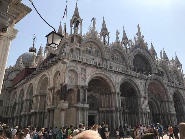 Plac św. Marka, Wenecja, Włochy