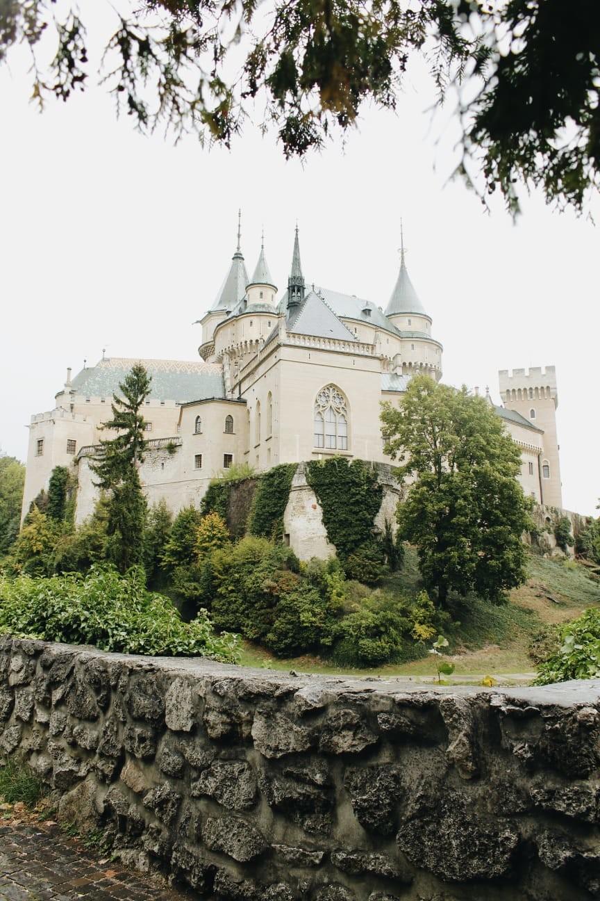 Plan de un día: castillo de Bojnice y Čičmany