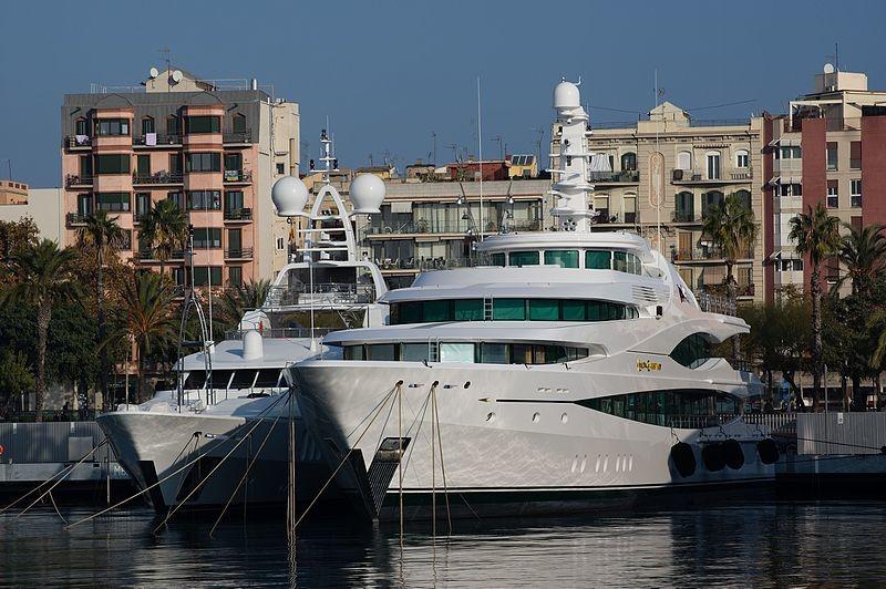 Planes de lujo en Barcelona, ¿solo por diversión?