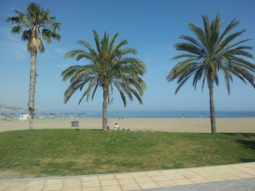 Playa con ambiente y muchas cosas para hacer