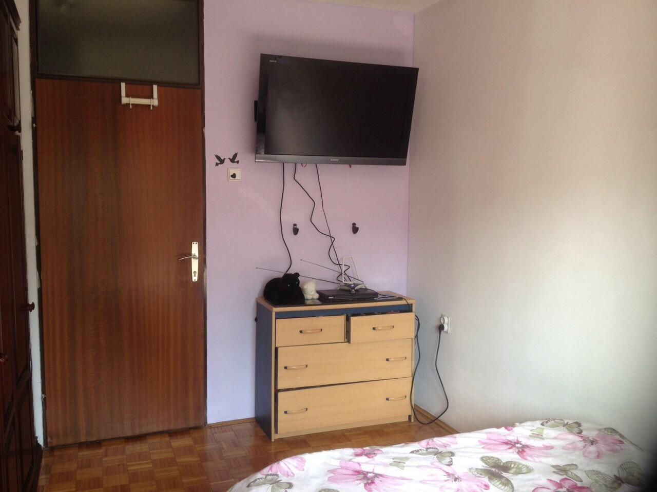 Pleasant room in Zagreb