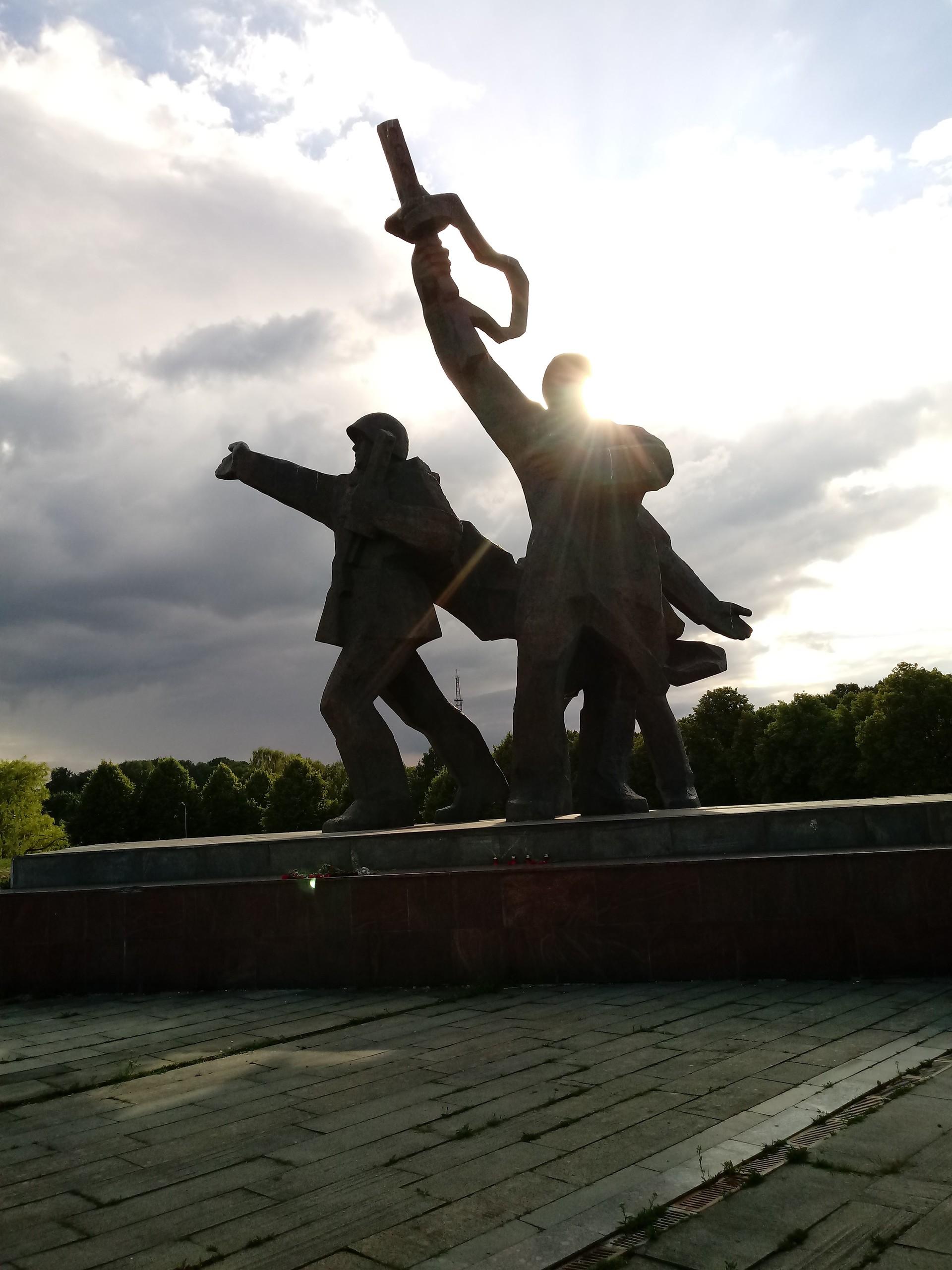 Pomnik Zwycięstwa w Rydze