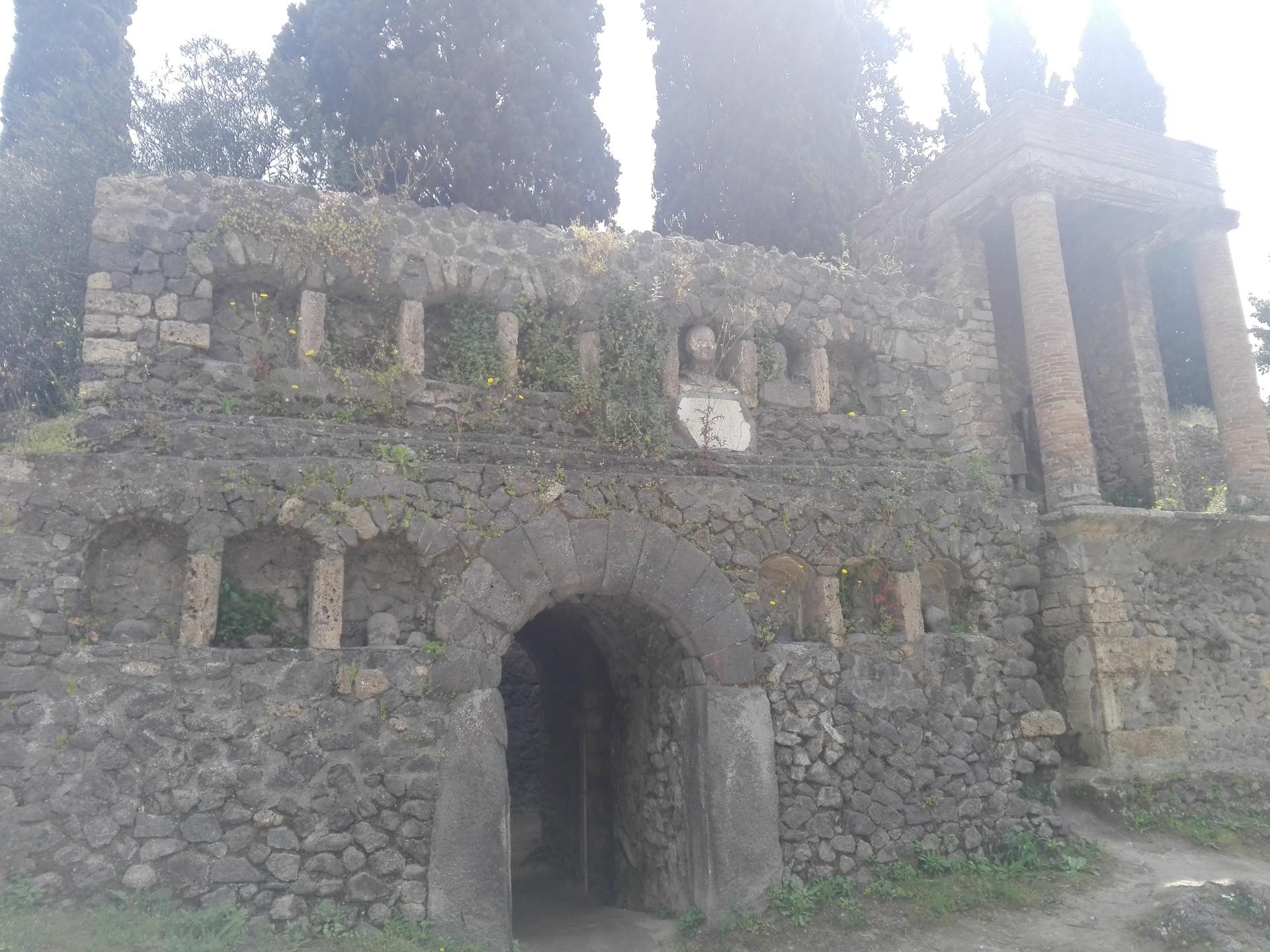 Pompeya, Una Zona Arqueologica de 100