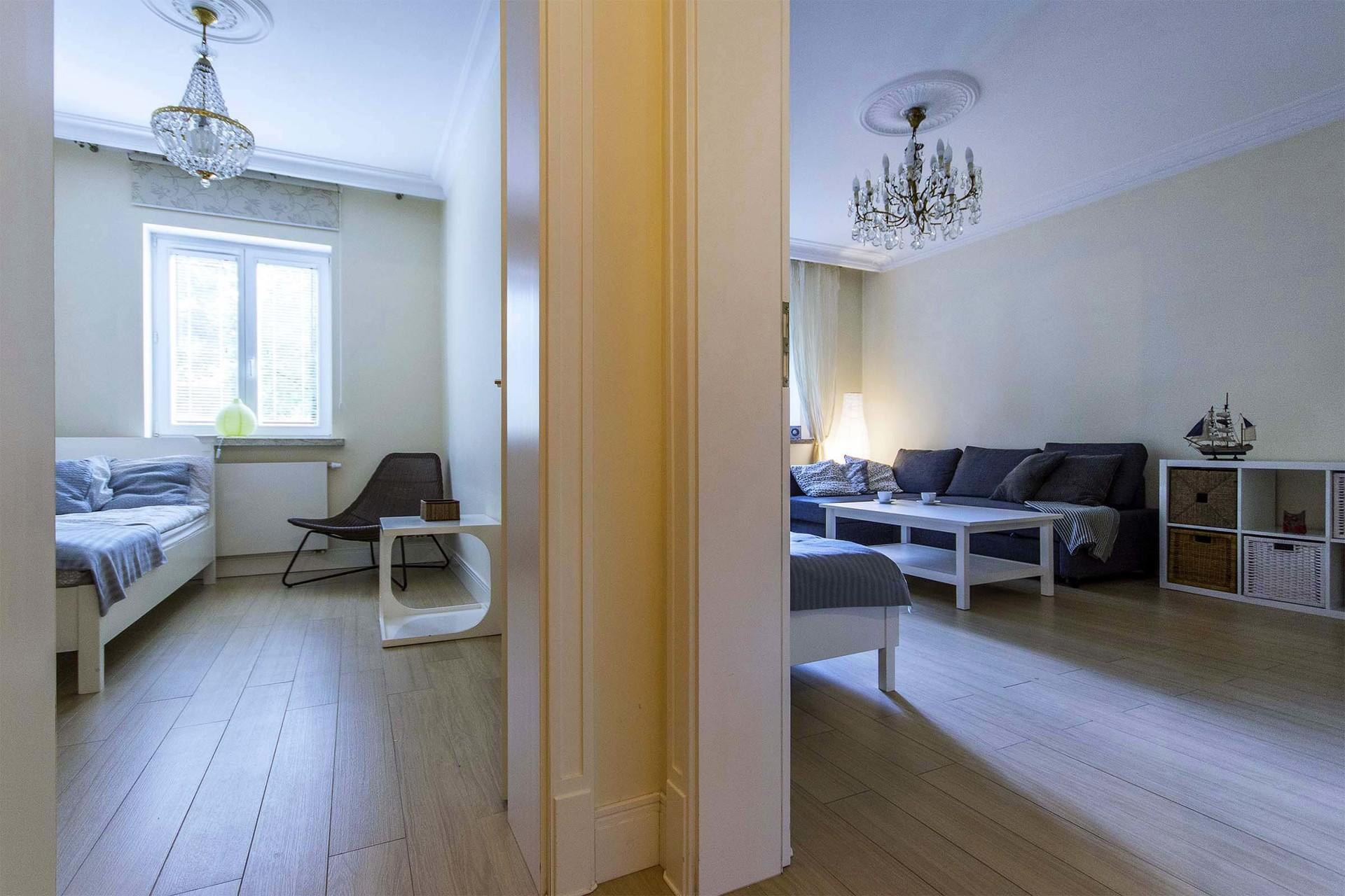 PORIS High Standard Apartment   SOPOT center – 2 rooms