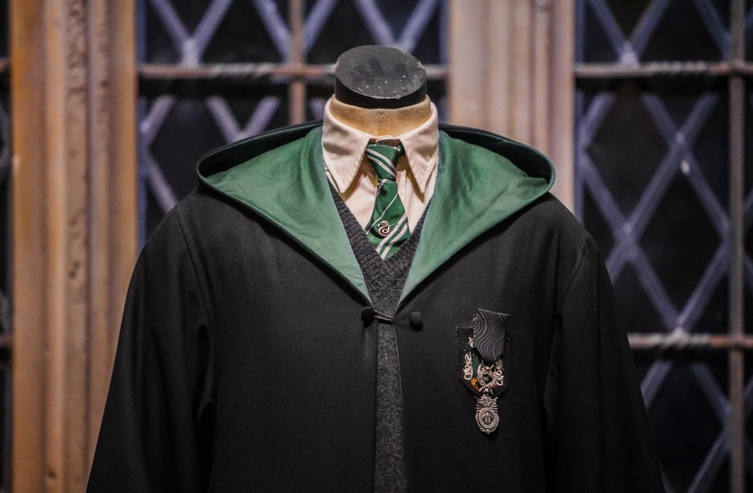 Porque é que os estudantes do Porto parecem saídos dos filmes do Harry Potter?