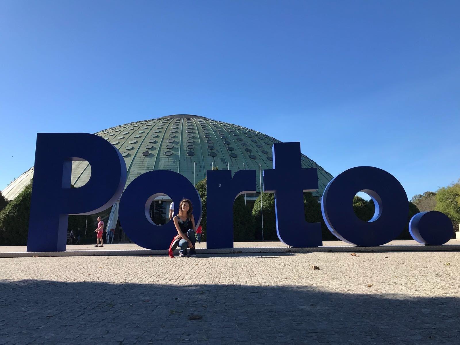 Porto sign