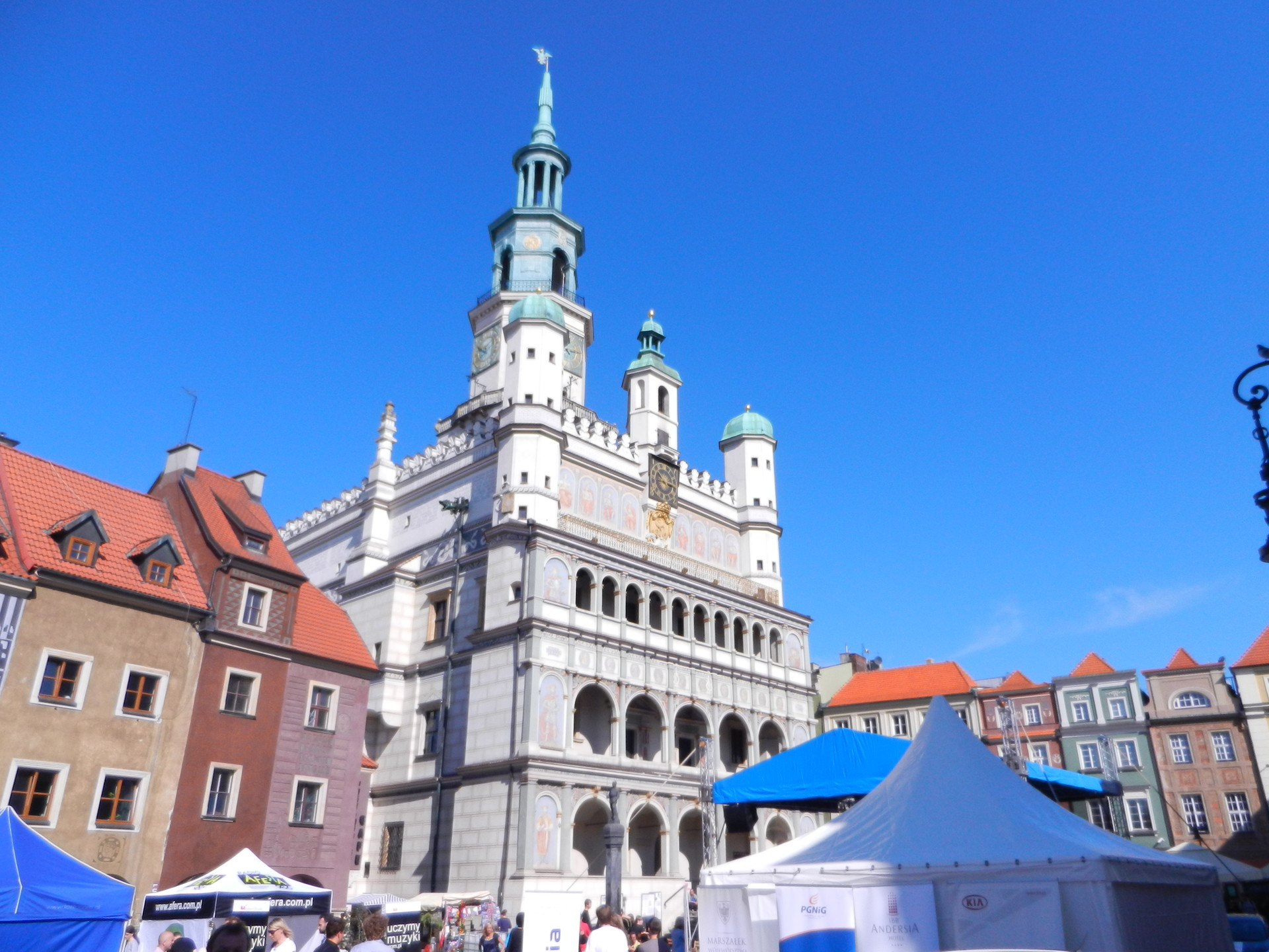 Poznań - la ville qui devra me pardonner