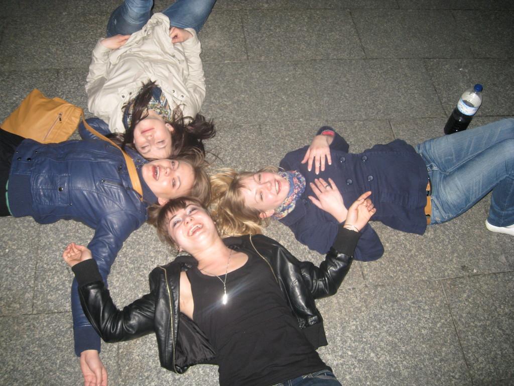 Praça da Catalunha - Vamos divertirmo-nos esta noite!
