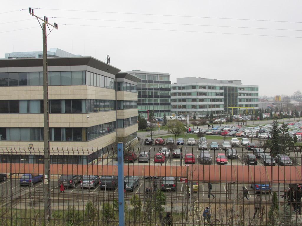 Praca w Business Parku po Erasmusie