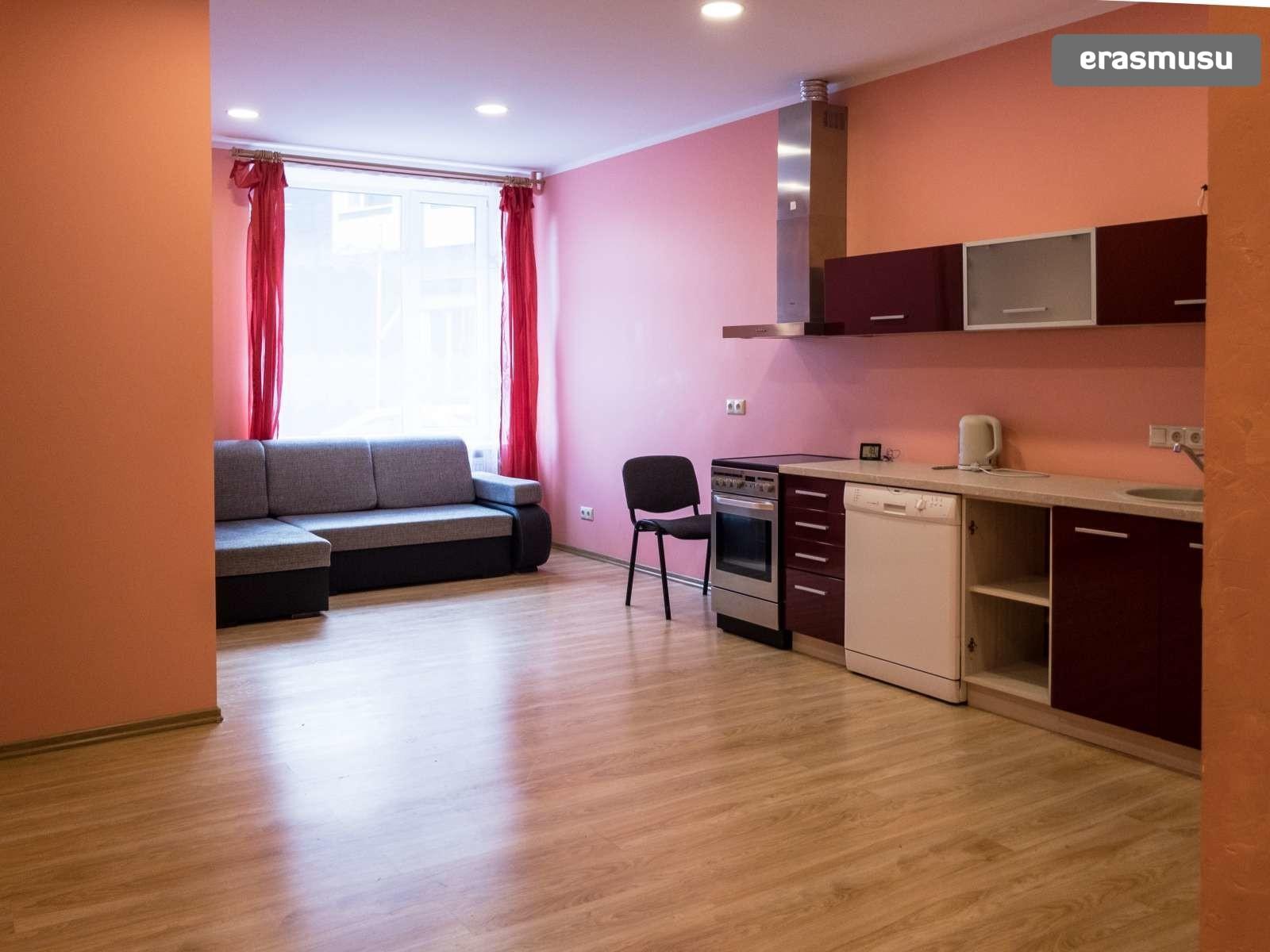 Practical 1-bedroom apartment for rent near Rīga Stradiņš ...