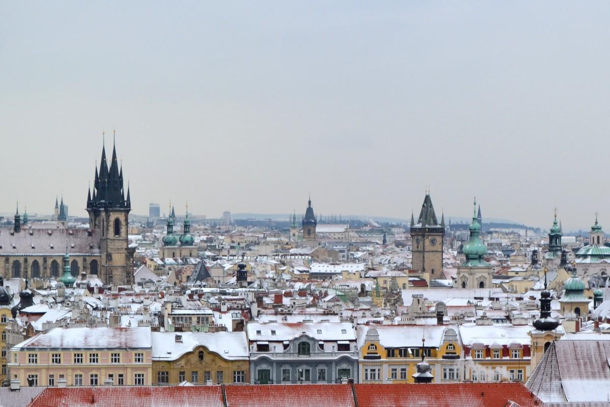 Praga: una città piena di magia!