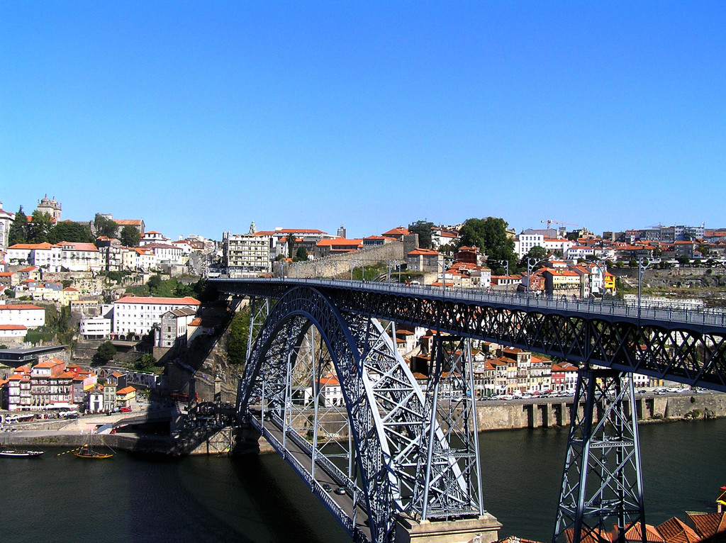 Primeira semana no Porto