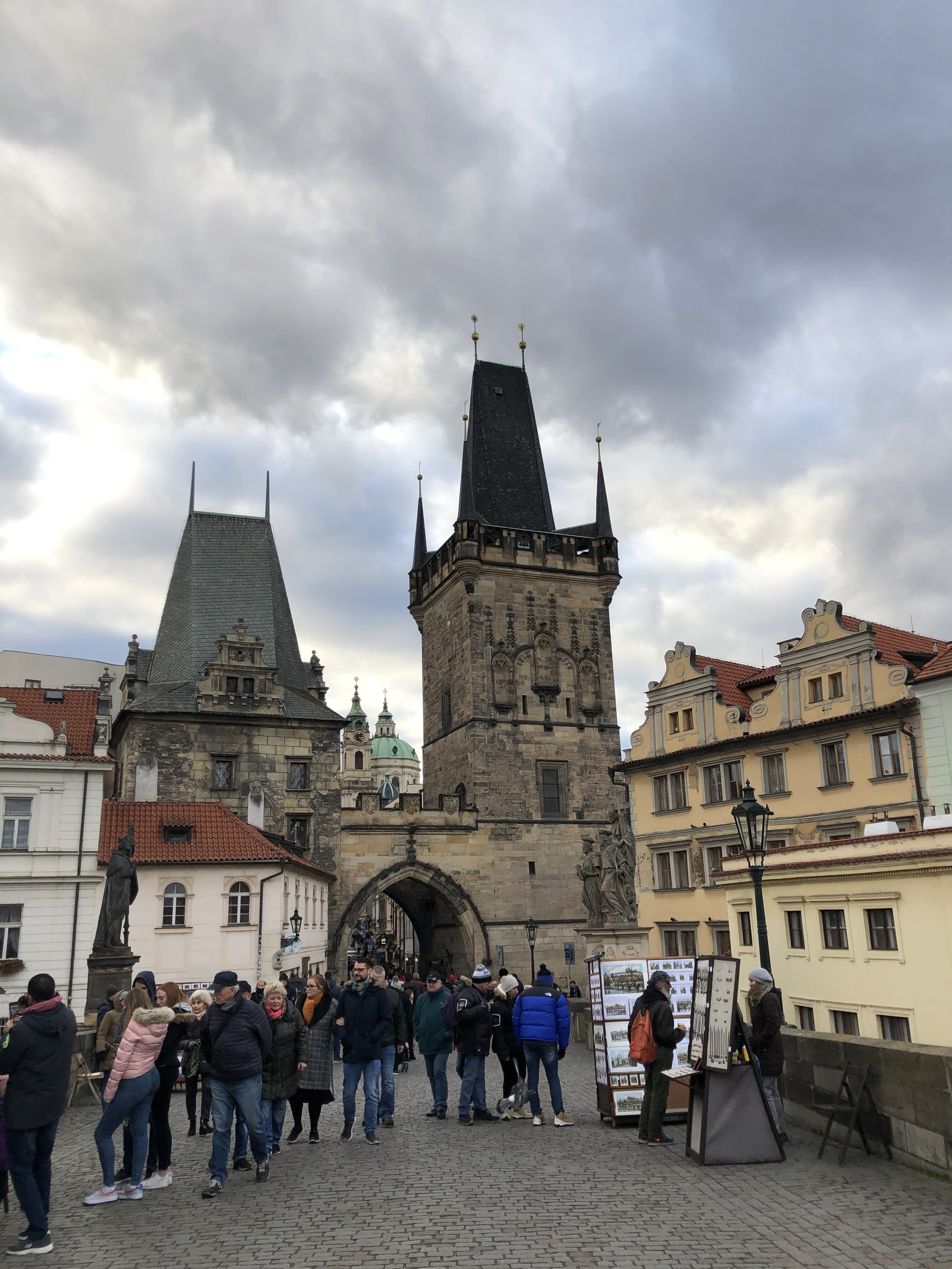 Primera parte de Praga