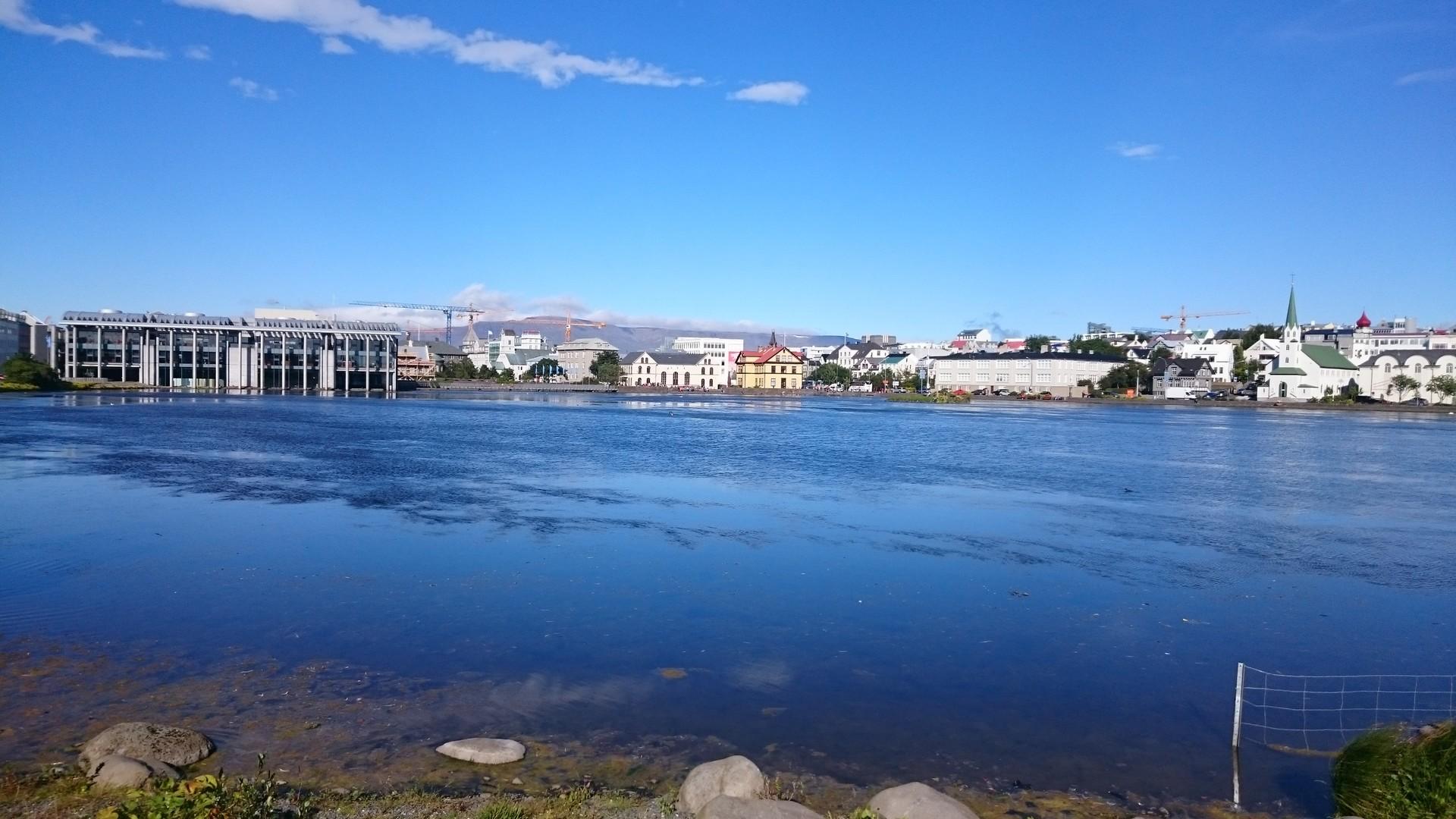 Primi giorni a Reykjavik