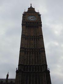 Primo giorno a Londra