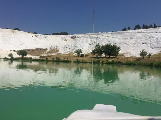 Przemierzając Turcję (część 2): Pamukkale i Hierapolis
