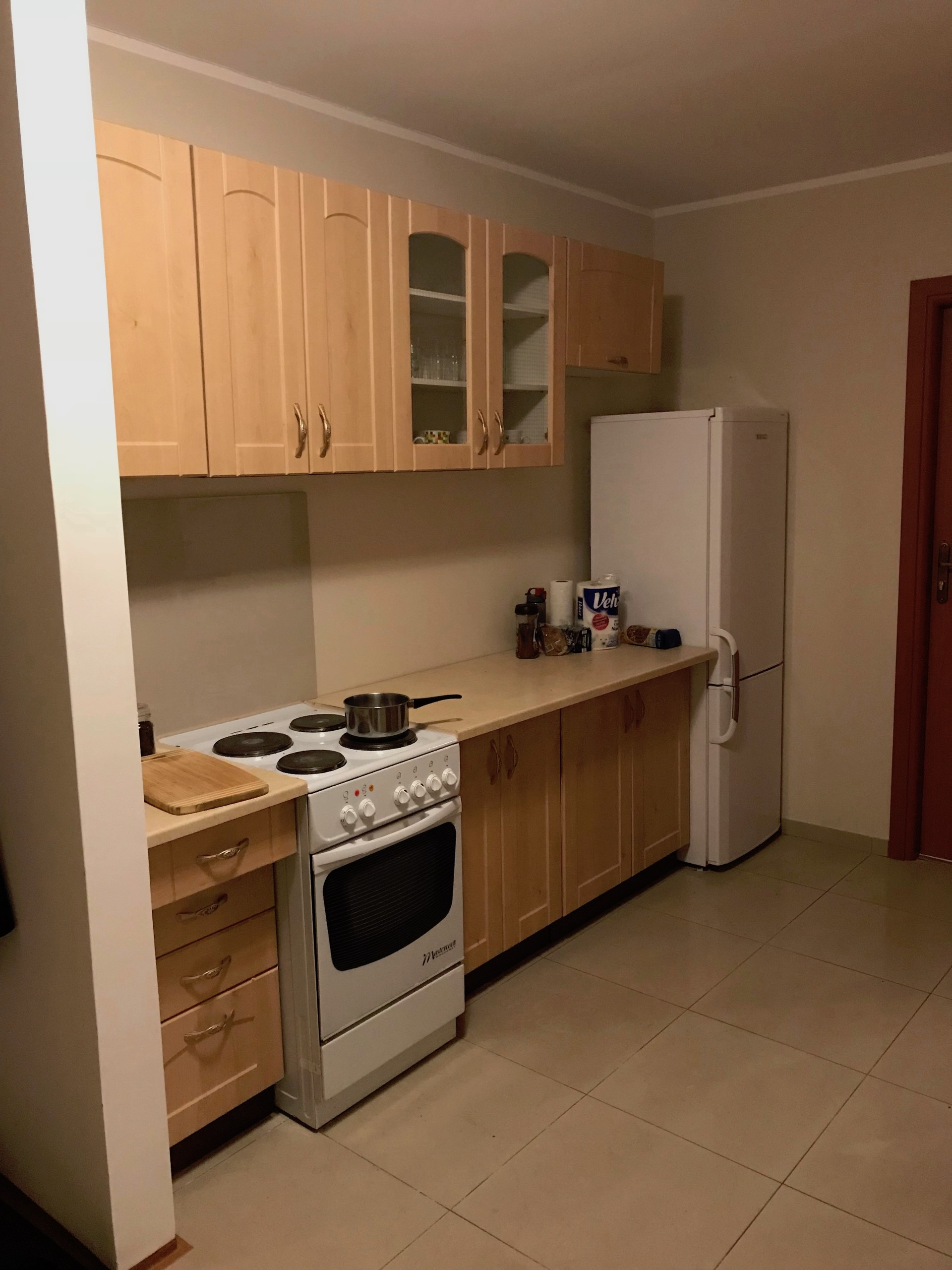 A spacious room 18 m2 less than 400 m from the University of