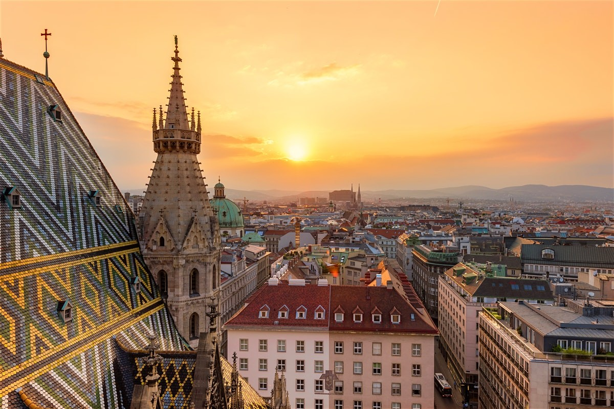 Przeżycia z Erasmusa w Wiedniu, Austria według Lisy