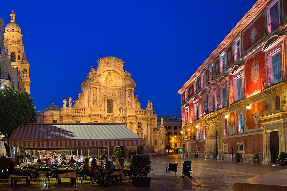 Przeżycia z Murcji, Erasmus w Hiszpanii
