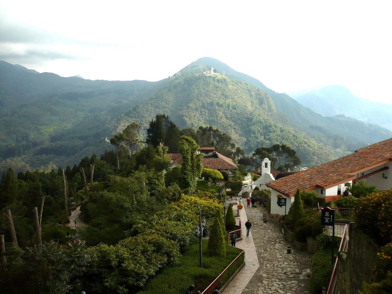 Przeżycia z Santafé de Bogotá, Kolumbia według Daniela