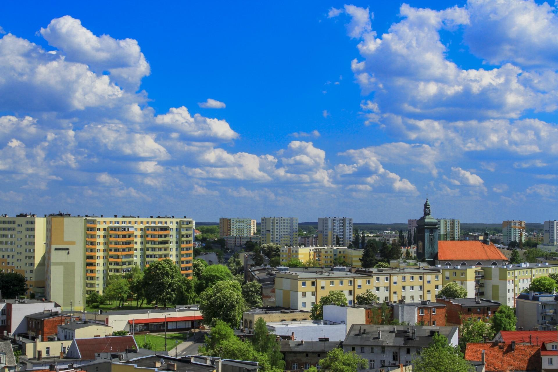 Przygoda w Bydgoszczy, Polska według Hanii