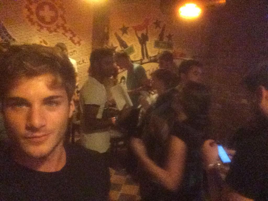 Pub Crawl em Buda!!!