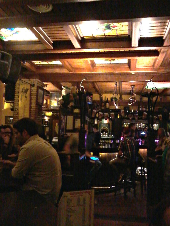Pub irlandés: Hannigan&Sons