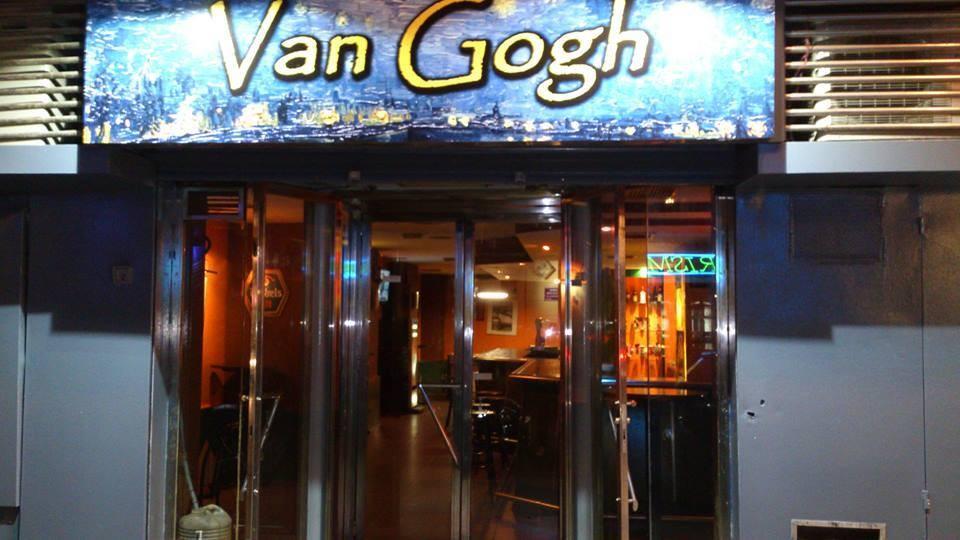 Pub Van Gogh