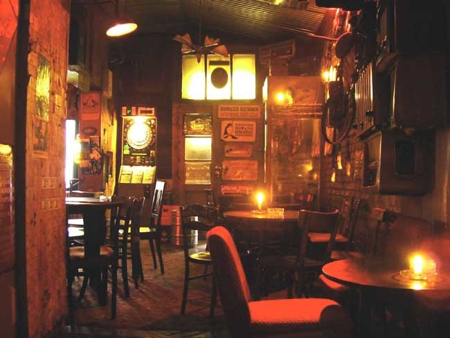 Pub w stylu