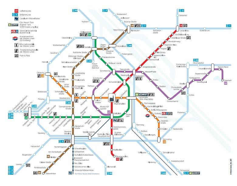 Public transport How to get around Vienna Erasmus blog Vienna