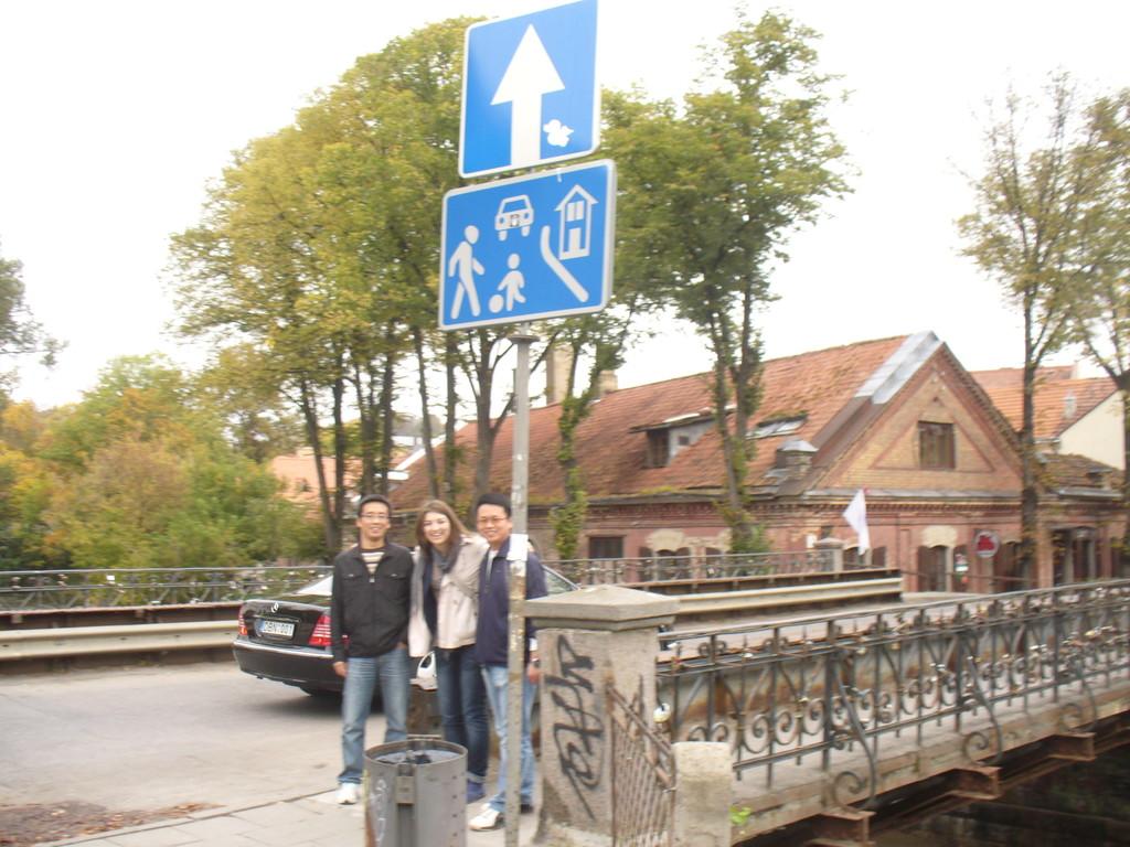Puente mágico