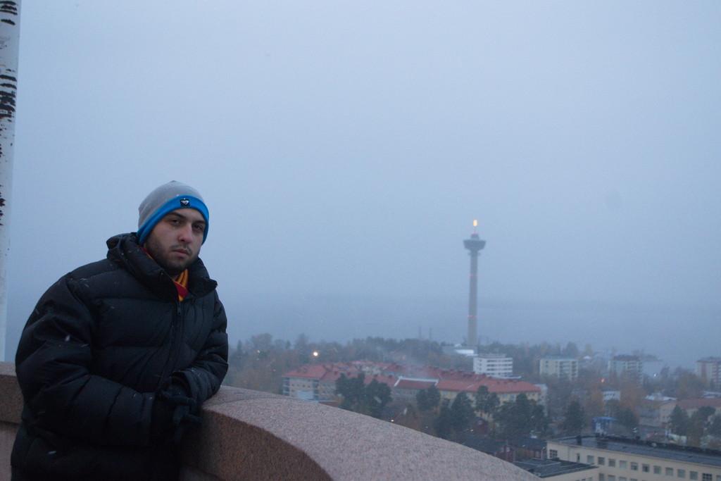Pyynikki, Torre, Praia e a Natureza!