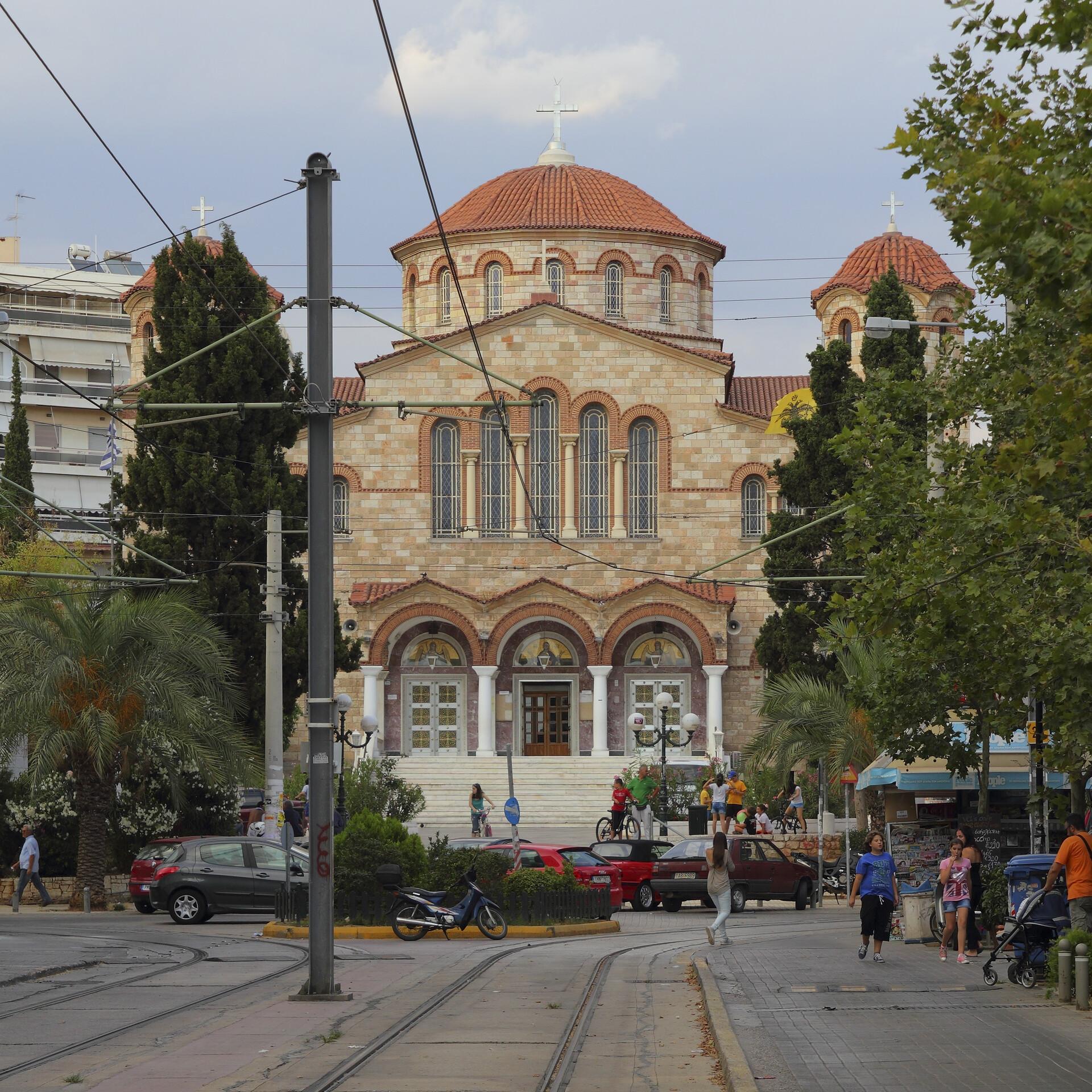 Quartieri di Atene - Le zone principali di Atene