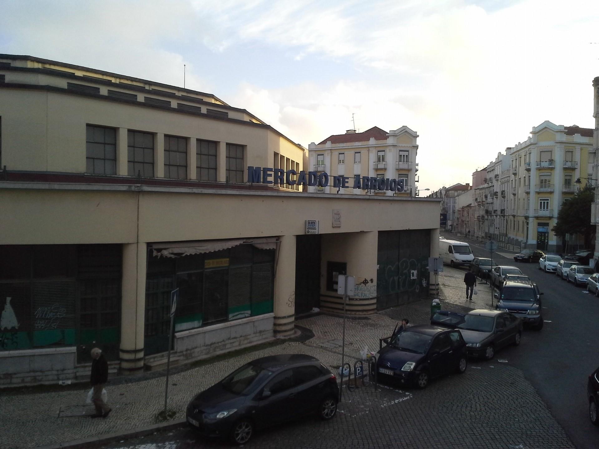 Quarto Mercado de Arroios, Lisboa