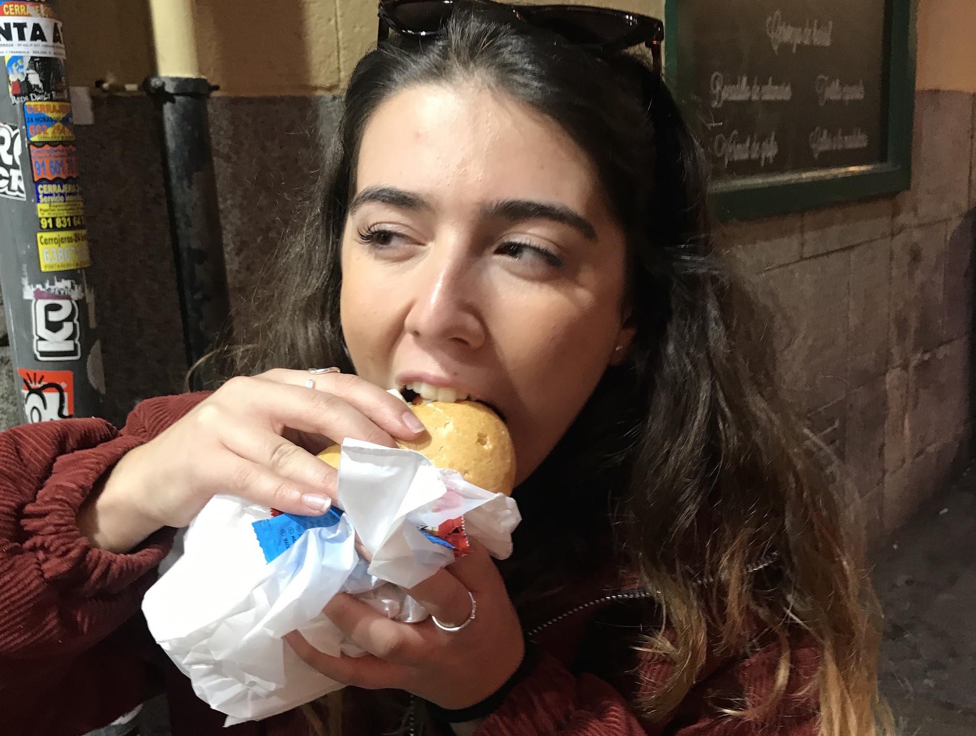 Qué comer y dónde comerlo - Madrid