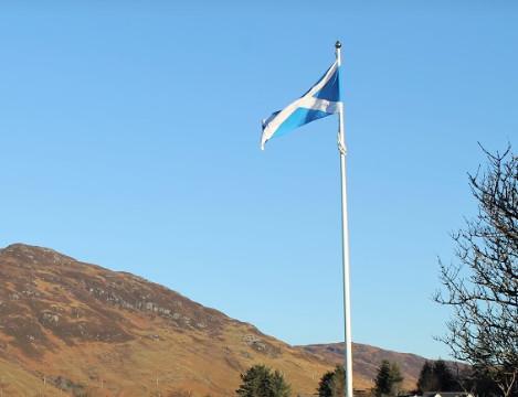 Querida Escocia