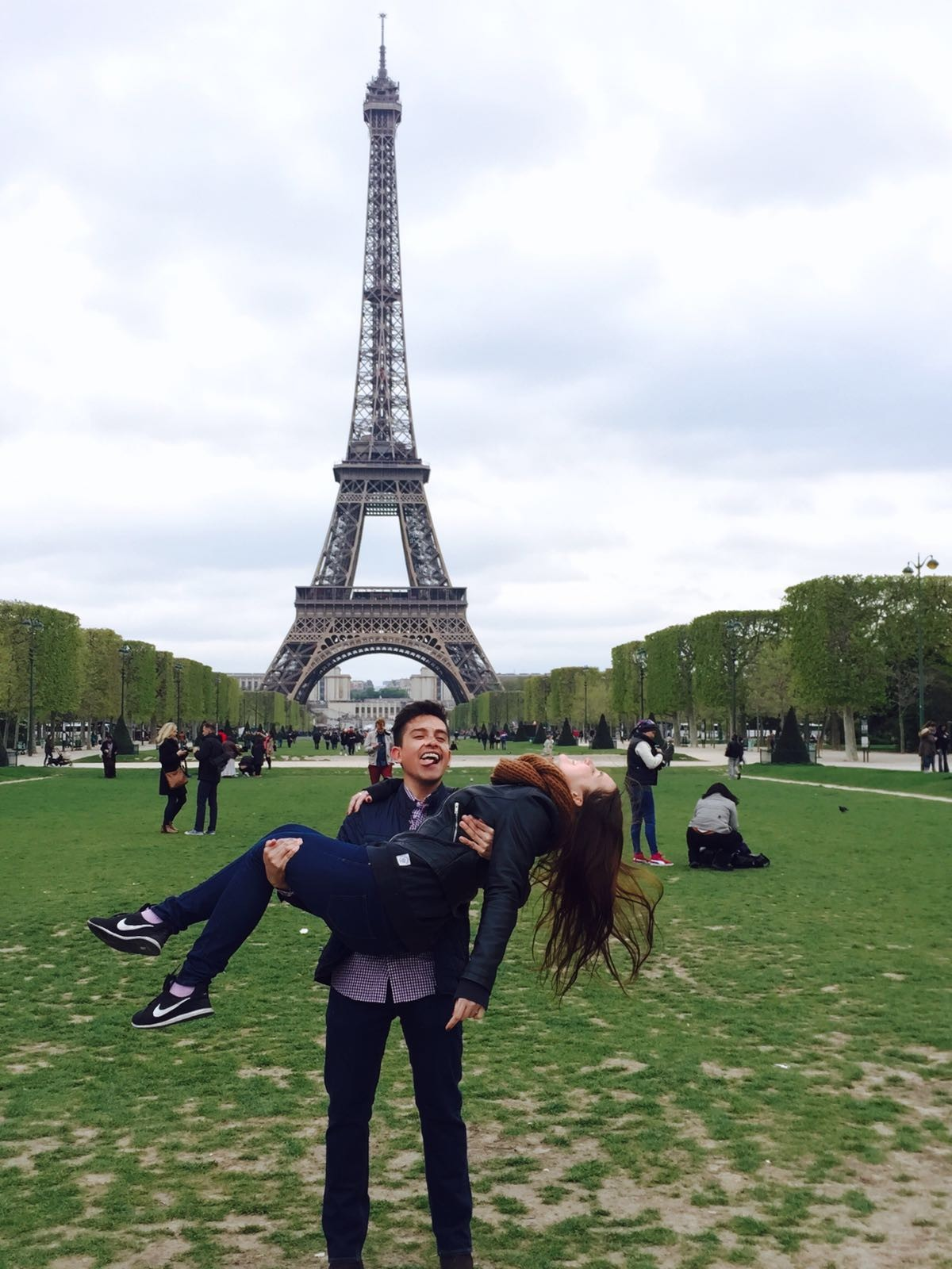 Random trip to Paris