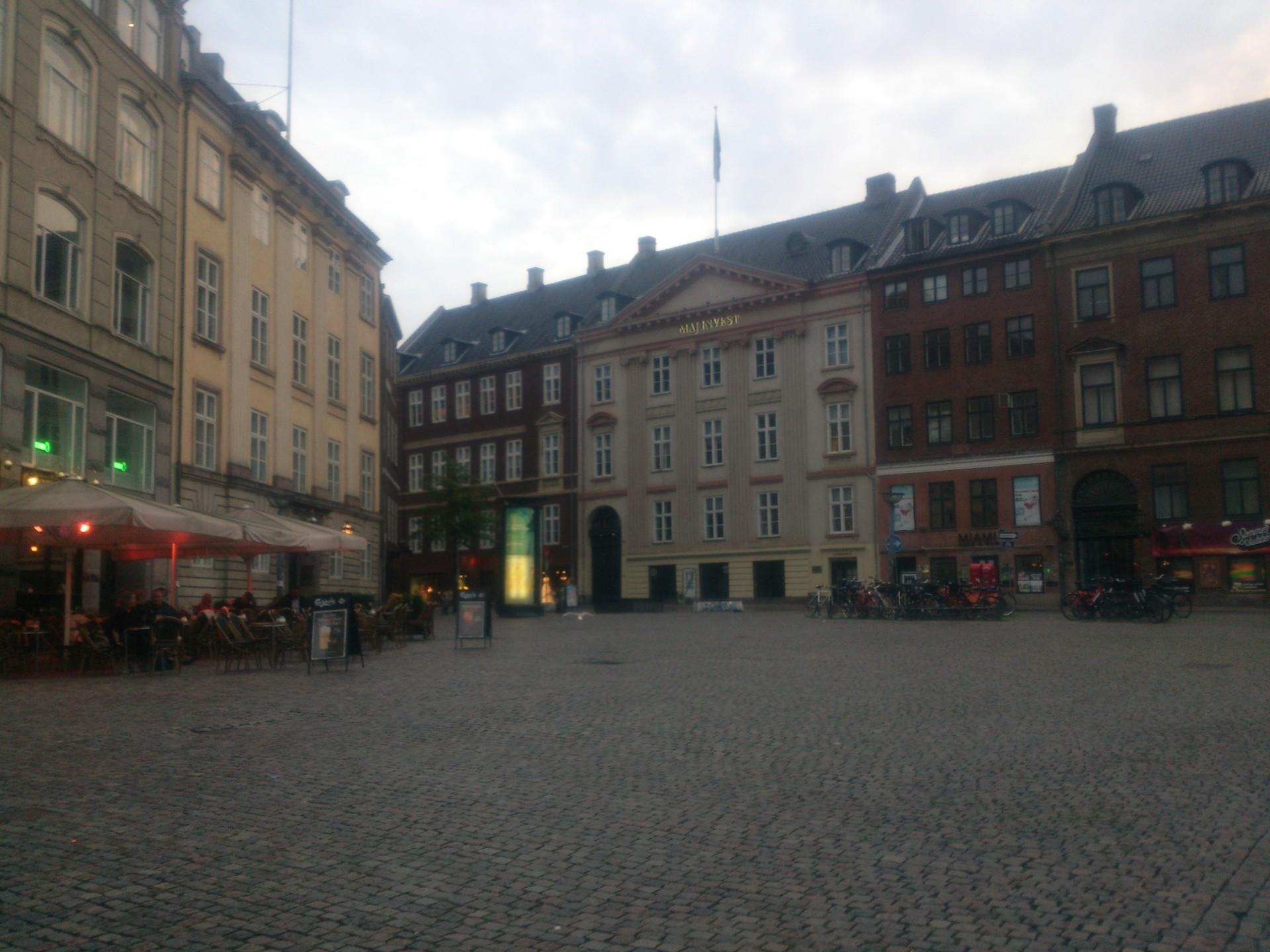 Recordações em Copenhaga