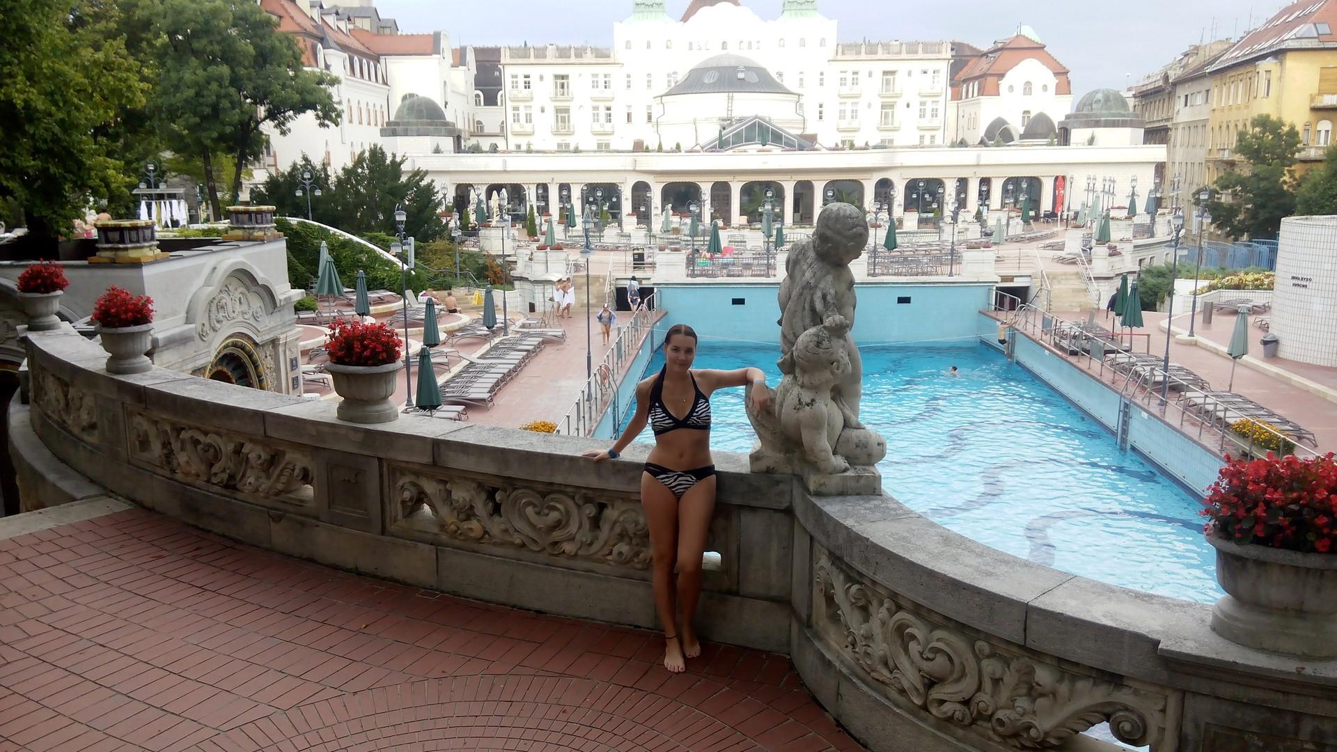 Relax en Budapest