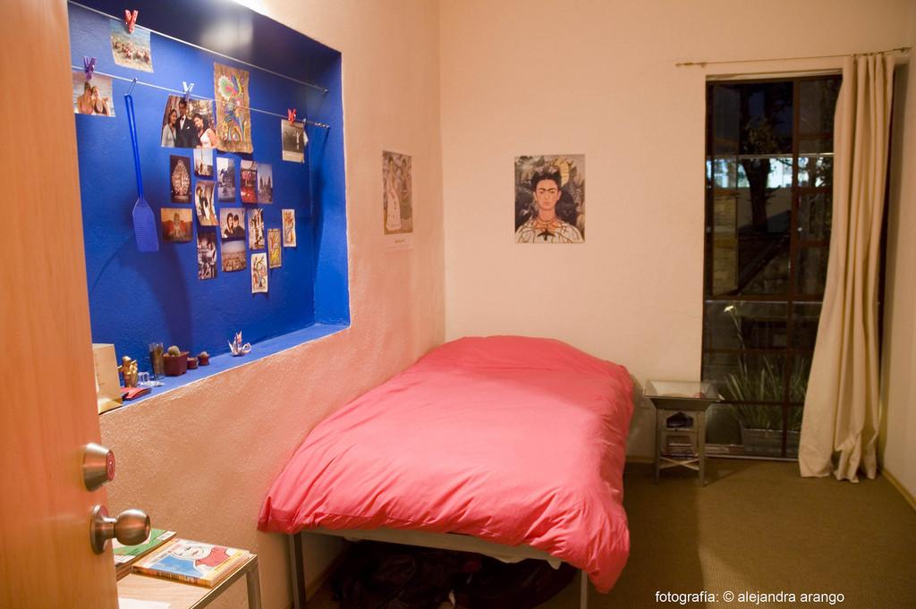 residencia de alojamiento para estudiantes universitarios