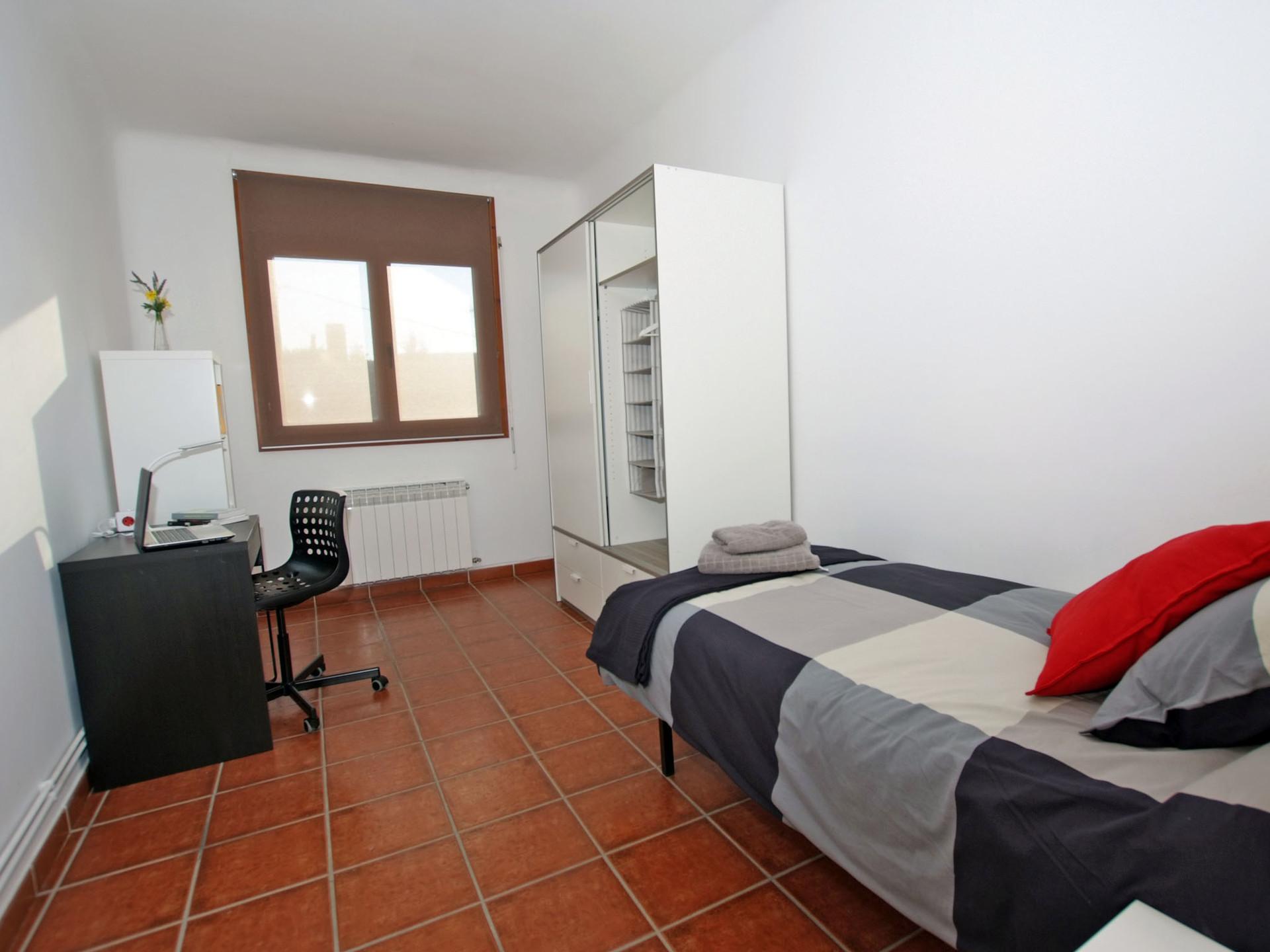 Residencia de estudiantes habitaci n individual for Se alquila habitacion para estudiantes