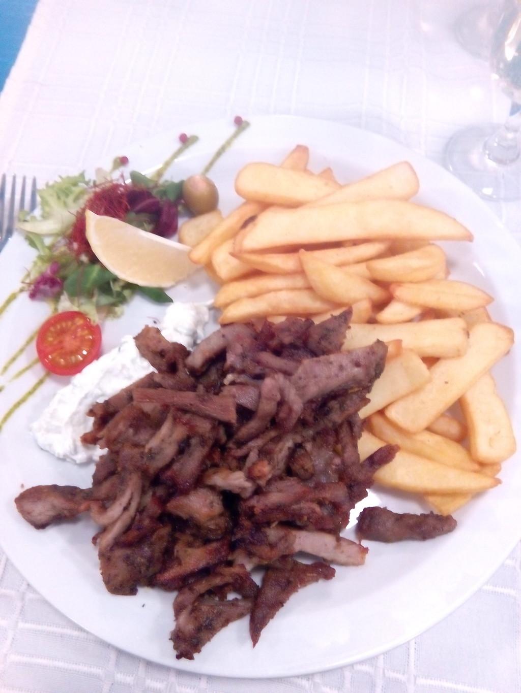 Restauracja Grecka Kamari Gdzie Zjeść W łódź