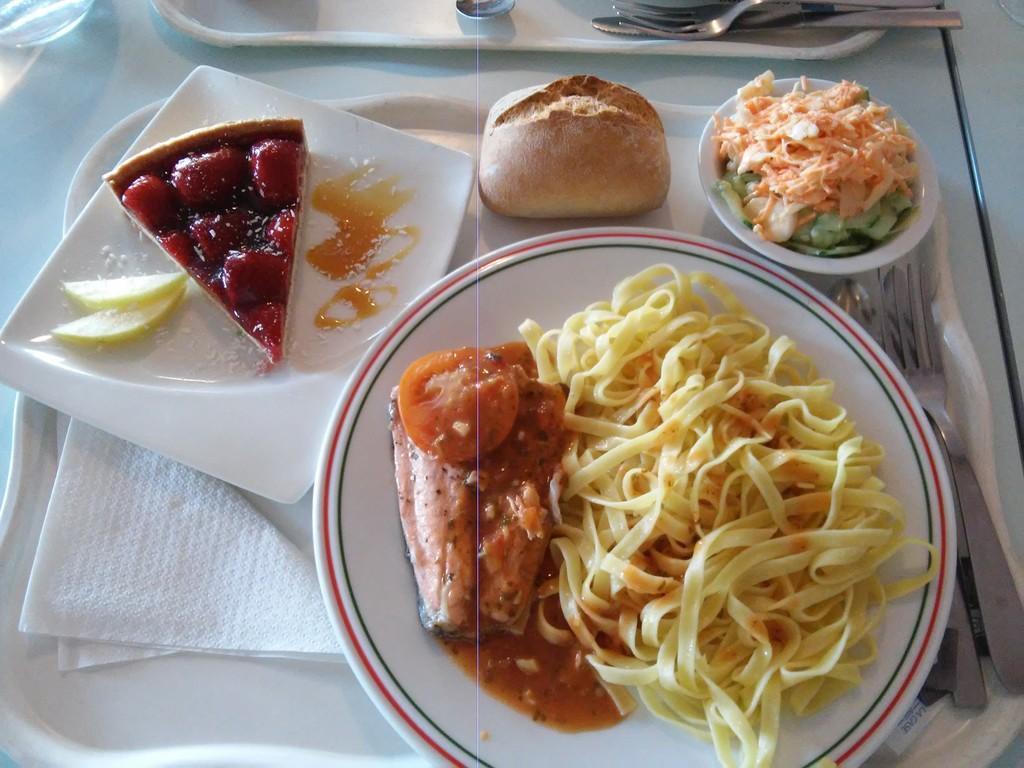 Restauracje uniwersyteckie w Lyonie... czyli danie dnia w super cenie!